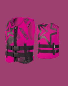 Jobe Neo Flytväst Youth Pink
