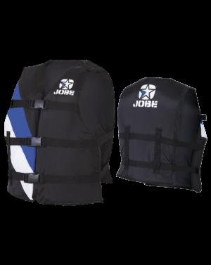 Jobe Universal Flytväst Blue