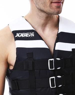 Jobe 4-Buckle Flytväst Black