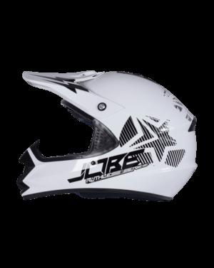 Jobe Ruthless Helmet White