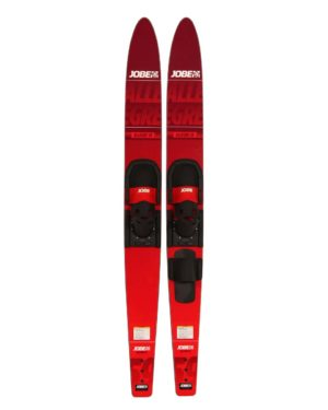Jobe Allegre vattenskidor 150cm röd