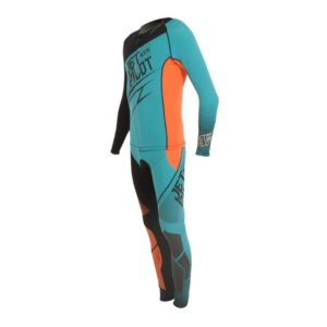 Jetpilot Matrix 3 John/Jacket teal/Orange