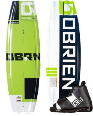 -Obrien System Wakeboardpaket 135cm