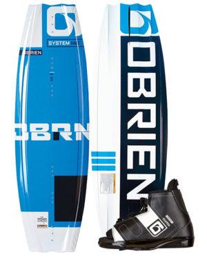 -Obrien System Wakeboardpaket 140cm