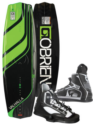 -Obrien Valhalla Wakeboardpaket Device