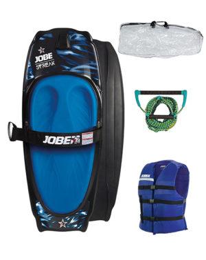 Jobe Streak Kneeboard Package Blue