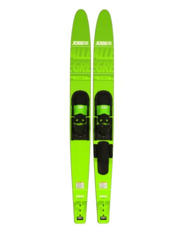 Jobe Allegre Combo Waterskis Lime Green