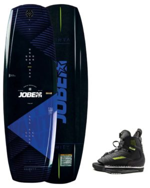 Jobe Vanity Wakeboard set 136 / Unit bindning 35-39