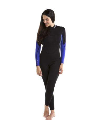 Jobe Sofia 3/2mm Wetsuit Women Indigo Blue