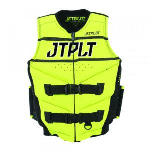 Jetpilot matrix race pwc neo väst iso 50n svart/gul